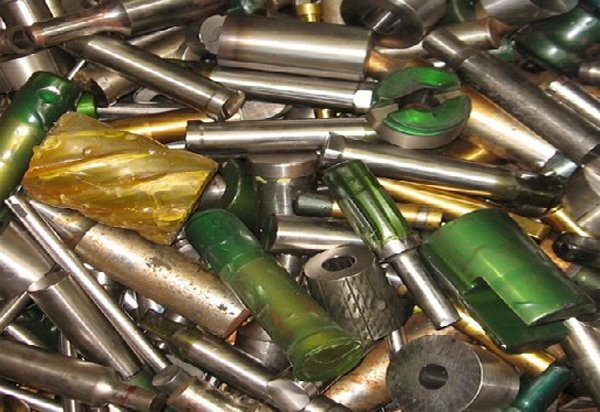 Tool Steel recycling